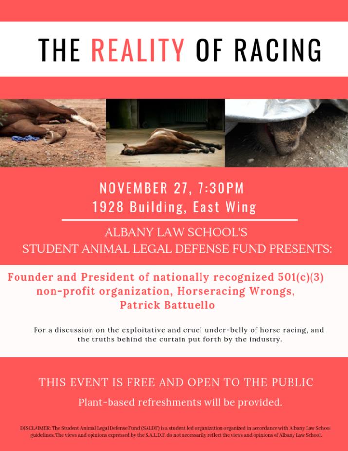 reality of racing